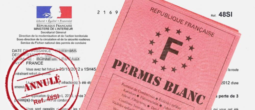 Le r f r suspension remplace le permis blanc - Combien coute un avocat commis d office ...