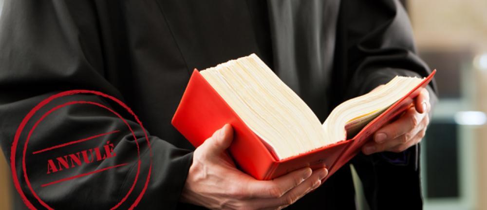 Recours d'un avocat pour récupérer un permis annulé