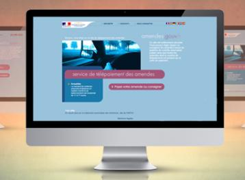 Amendes.gouv.fr : payer un PV