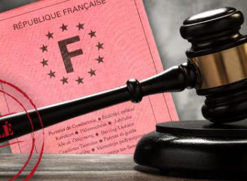 Annulation judiciaire du permis de conduire