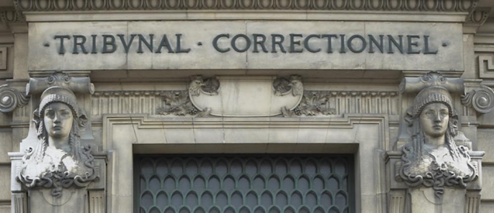 Convocation Tribunal de Correctionnel