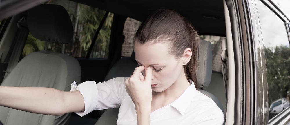 perte de points sur le permis de conduire