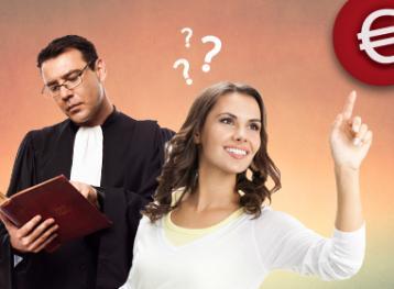 Combien coûte un avocat permis ?